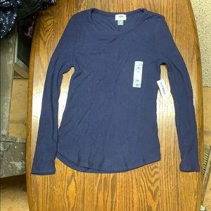 Old Navy knit long sleeve